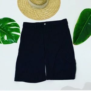 Athleta Hiking Cargo Bermudas Shorts size 6